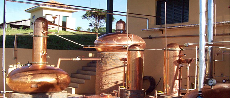 indicadores para a cachaça - destilação